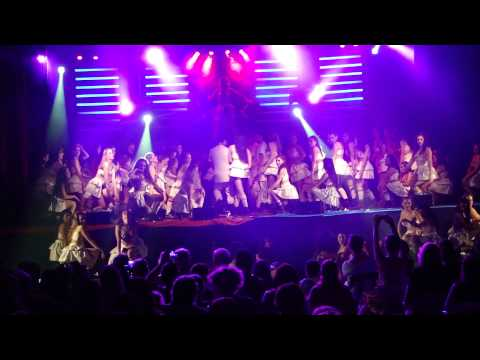 Dance With Somebody - Pentagrama 2013