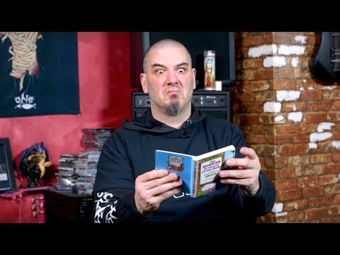 Philip Anselmo Reads 'The Monster at the End of This Book'
