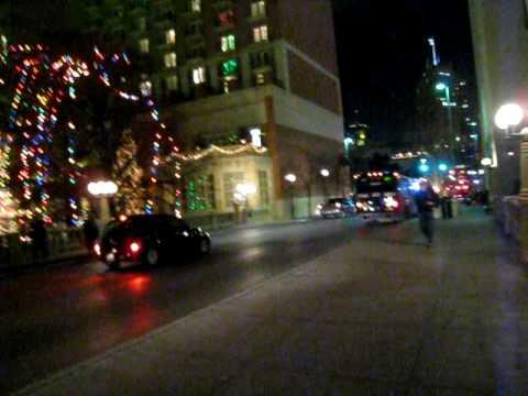 San Antonio Riverwalk New Years Eve (Part 1) - YouTube