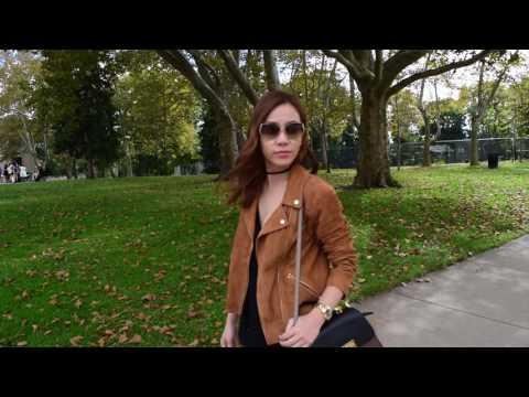 5 Fall Jacket Trends/ 5 Xu Hướng Áo Khoác Mùa Thu 2016 - Vlog 10