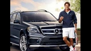 Roger Federer  Net Worth 2017 , Houses and Luxury Cars