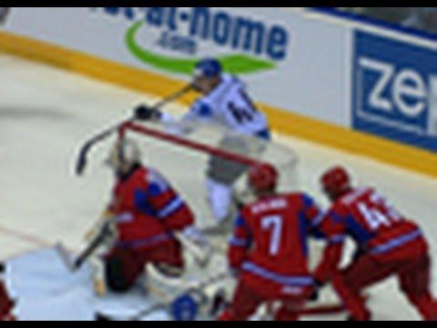 Finland - Russia 3-0