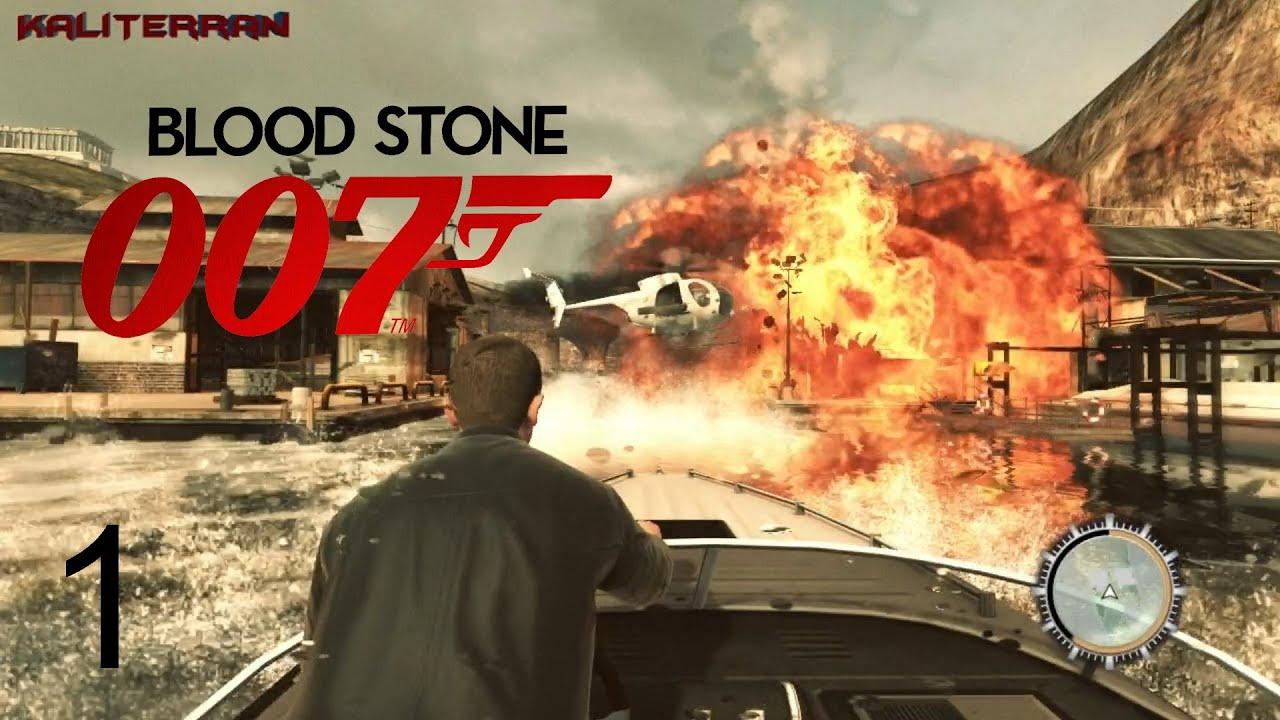 007 Blood Stone Parte 1 Atenas Prologo Espanol Guia Youtube