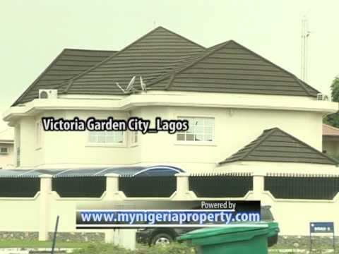 Victoria Garden City Properties, Lagos Nigeria   YouTube