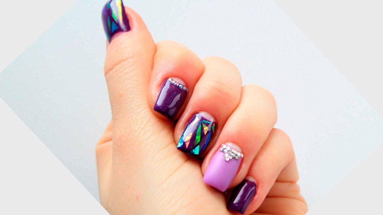 фото наращивание ногтей на типсы