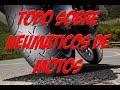 Medidas de neumáticos o llantas de moto - MotoVlog / motosGT94