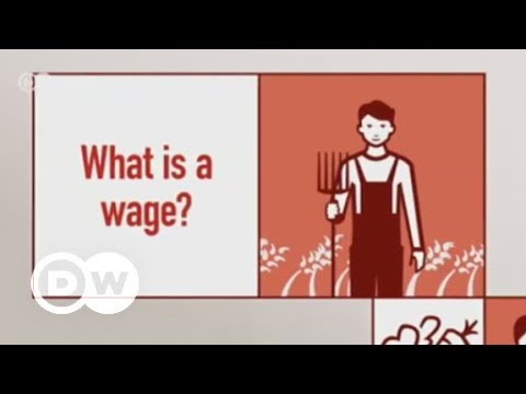 What is wage labor? | Made in Germany