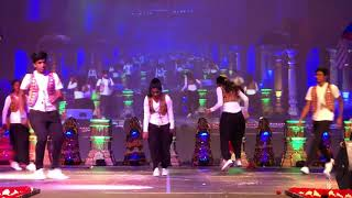 Group Dance on Multi language songs..