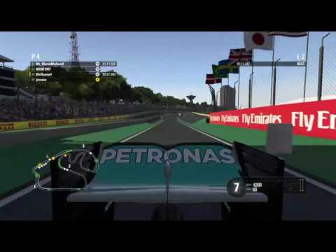 Racestars.nl F1 2016 - GP3 League - Brazil