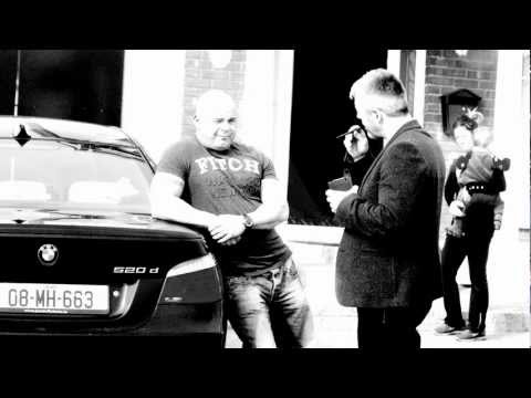 Sunday World's Donal MacIntyre talks to Alan 'Fatpuss' Bradley