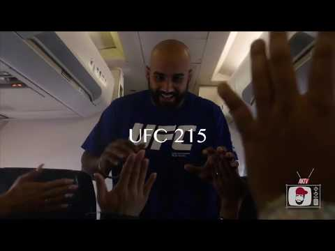 UFC 215 Highlights | Arjan Bhullar | Urban Beats Entertainment