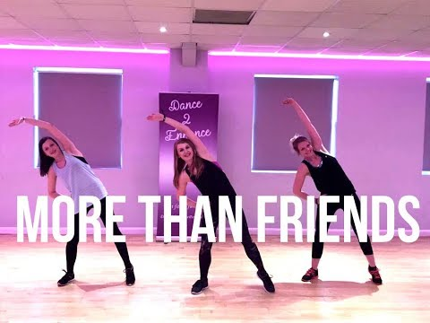 Dance Fitness Routine James Hype ft Kelli-Leigh 'More than Friends' || Dance 2 Enhance