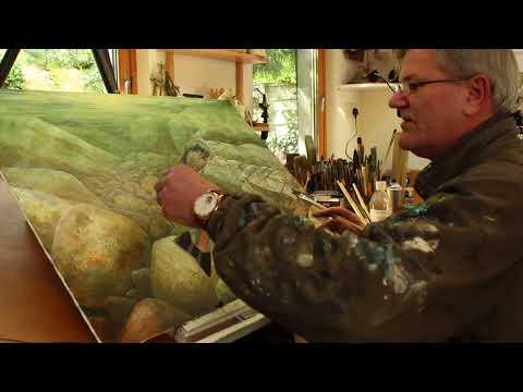 Scottish Artist: Chris Sharp – Short Documentary