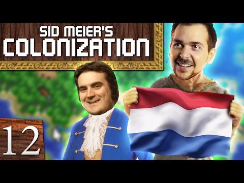 Sid Meier's Colonization #12 - Long Term Investment