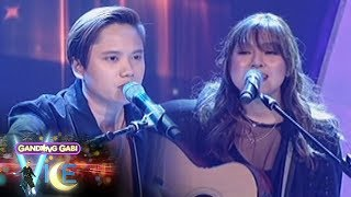 "GGV: Kaye Cal and Moira sing ""Why Can't It Be"" and ""Torete"""