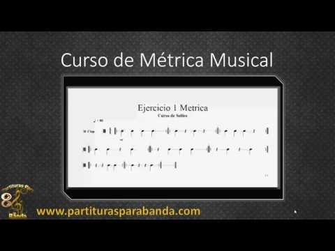 Metrica 1 - Curso de Métrica Musical (solfeo)