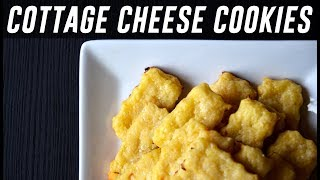 Low Sugar Cottage Cheese Cookies: Perfect Snack