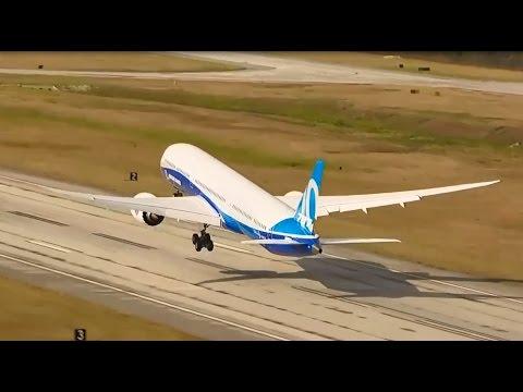 Boeing 787-10 INAUGURAL FLIGHT