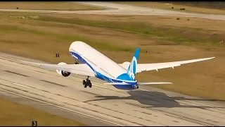 Boeing 787-10 INAUGURAL FLIGHT