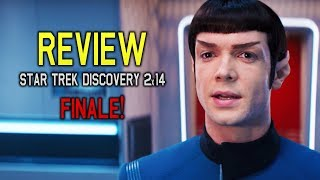 Star Trek Discovery Season 2, Episode 14 FINALE - REVIEW!