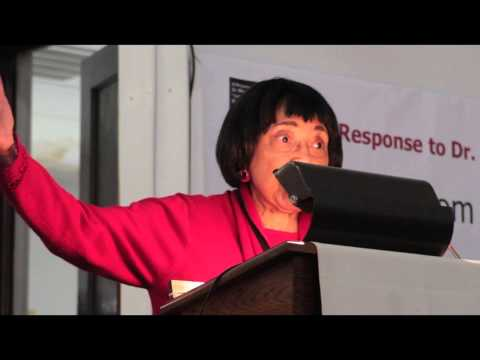 Dr. Dorothy Cotton - Part 2. CCT Symposium on Race, Faith and Our Future