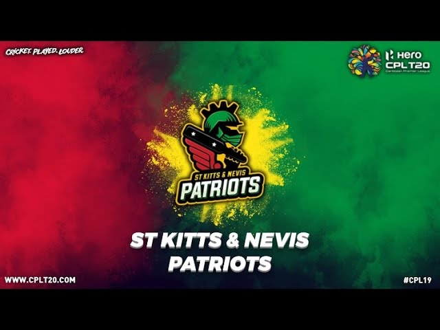 ST KITTS & NEVIS PATRIOTS FEATURE | #CPL19