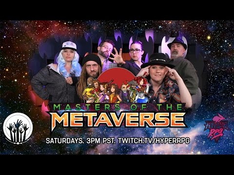 Masters of the Metaverse PREMIERE | Hyperreality Bites | Episode 1
