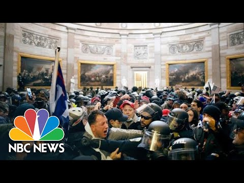 LIVE: Jan. 6 House Select Committee Holds First Hearing On Capitol Riot