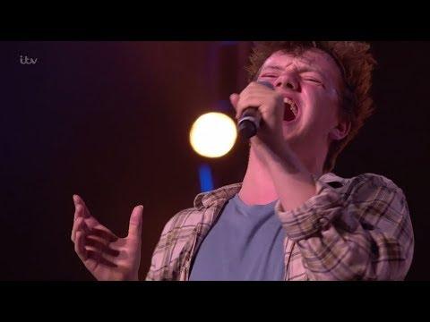 """Benji Matthews: He Surprises With A """"FANTASTIC"""" Original Song! Bootcamp The X Factor UK 2017"""