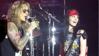 Steel Panther- Weenie Ride Bethlehem 2012