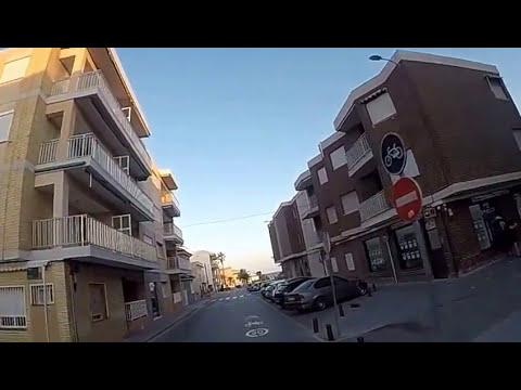 Ruta patines - Torre de la Horadada - Mil Palmeras