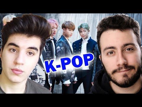 ENES BATUR K-POP TEPKİSİNE TEPKİ !