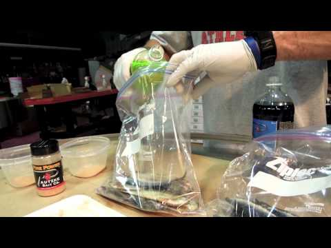 How To Brine Herring/Alewives With Fire Brine