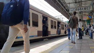 Mumbai Trains Travelling Vasai Road To Bhayandar.