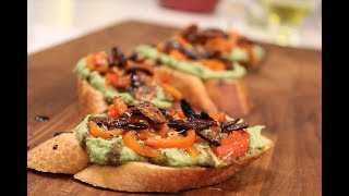 Not The Everyday Bruschetta | Quick & Easy Recipes | Sanjeev Kapoor Khazana