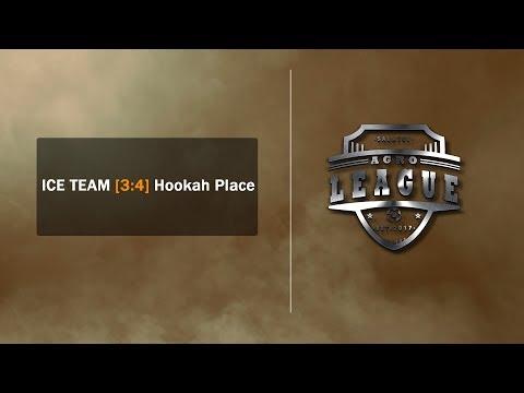 ICE TEAM [ 3 : 4 ] Hookah Place