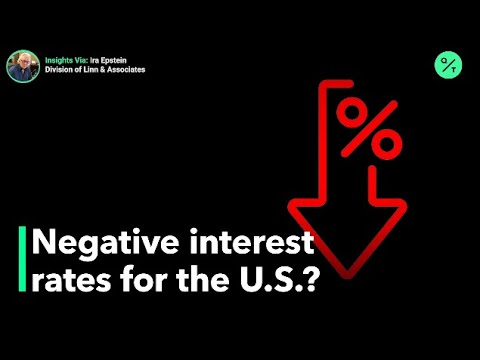Here's Why U.S. Interest Rates Won't Go Negative