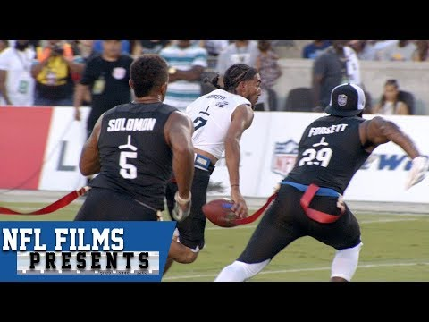 Flag Football Final: Fighting Cancer vs. Godspeed | NFL Films Presents