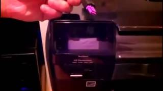 HP Photosmart B110a Printer System Menu 0xc19a0003 System Failure Ink