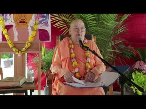 Satsvarupa das Goswami - SDG Disciples meeting 2016