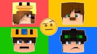 HEM DEĞİŞİK HEM MİDE BULANDIRAN HARİTA ! (Minecraft)