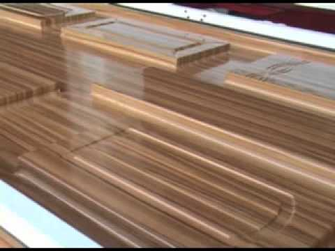 Ecopress Vacuum Forming Press Scott Sargeant Woodworking