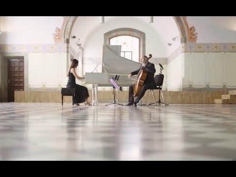 J. B. Barrière. Sonata I. Livre IV. Allegro Presto. Guillermo Turina, Eva del Campo.