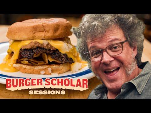Burger Scholar George Motz Has a New Show! | NEW SERIES Trailer