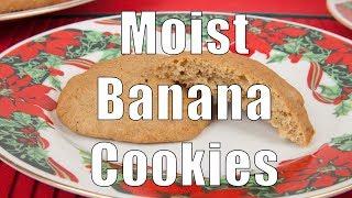 Making Banana Cake Cookies (med Diet Episode 65)