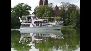 Natur-Schifffahrt und Insel-Hotel Dobbertin - Dobbertiner See