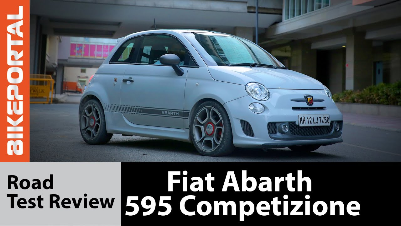 abarth 595 competizione 2016 test youtube autos post. Black Bedroom Furniture Sets. Home Design Ideas