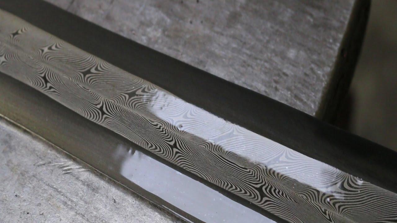 Pattern Welded Sword