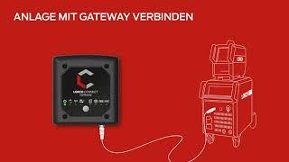 Lorch Connect Gateway Inbetriebnahme Deutsch