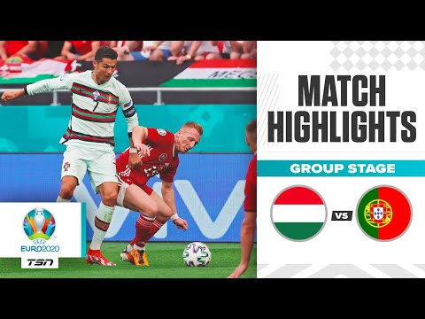 Hungary Portugal Goals And Highlights